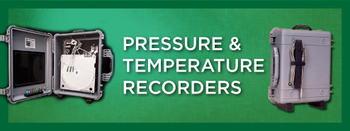 Pressure & Temperature Recorders