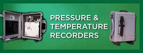 Pressure & Temperature Recorders